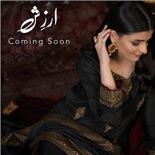Zaaviay Latest Ready to Wear Collection 2020 Shop Online Zaaviay Arzish Raw Silk Luxury Pret Dresses 2020 with Price