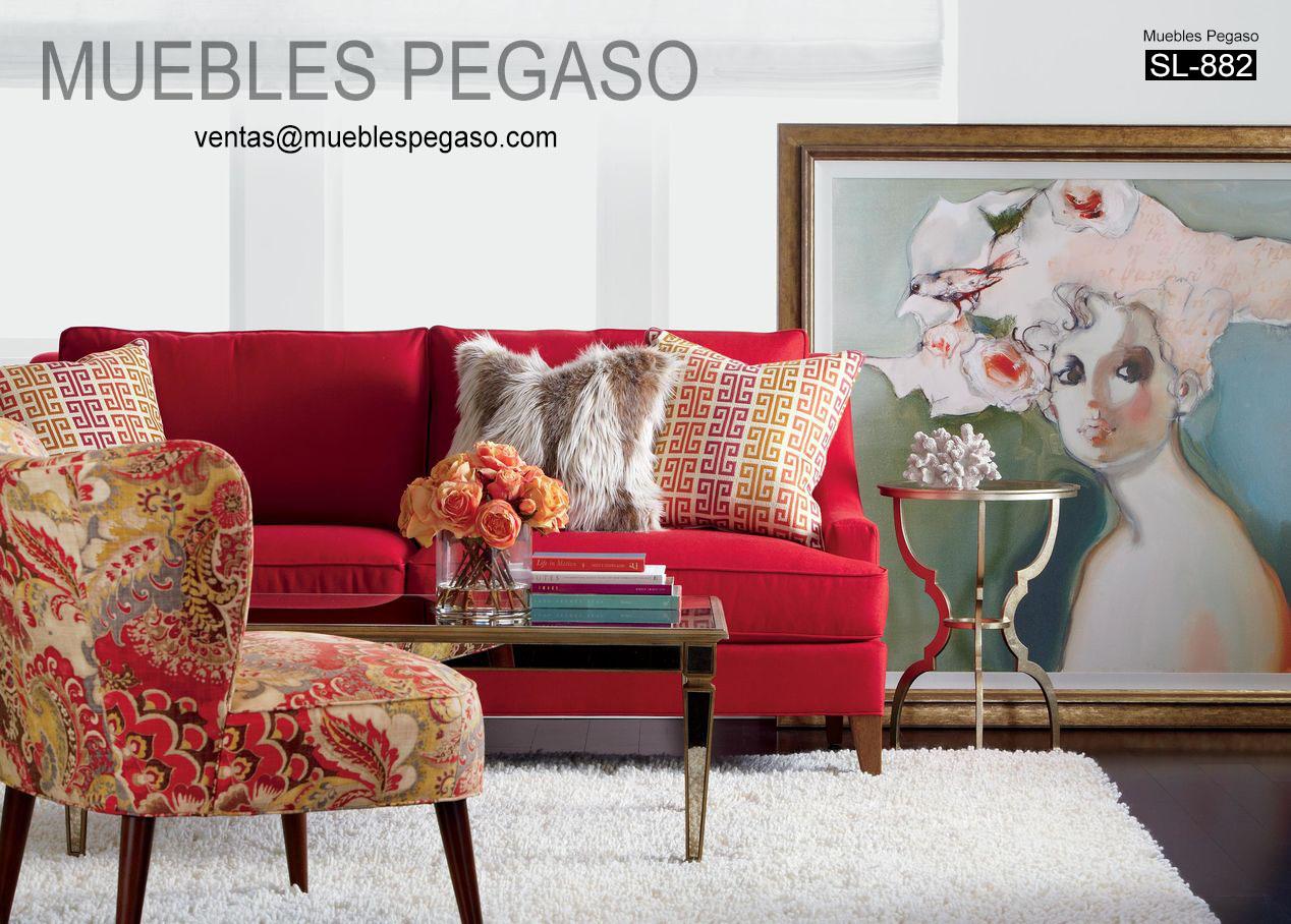 Muebles pegaso fabrica de muebles salas modernas for Muebles de sala 2017