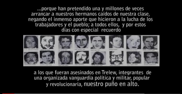 Rawson 1974-1984. Testimonios desde la unidad penitenciaria nº 6. Psicología y dialéctica del represor y el reprimido - Carlos Samojedny - año 1986 Foto_video_22_8