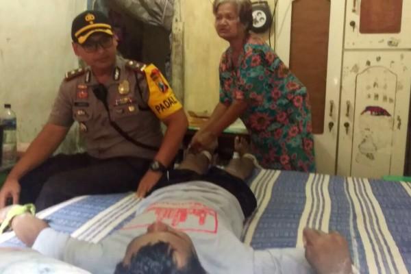 Prihatin 12 Orang Gangguan Jiwa di Bandung Masih Dirantai