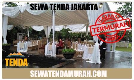 sewa tenda pernikahan Jakarta, harga sewa tenda pernikahan jakarta