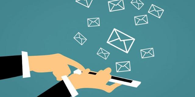 Hacker meretas melalui pesan sms