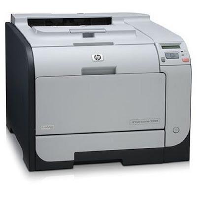 HP LaserJet CP2025 Driver Download