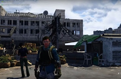 Join A Group, Leave a Group, The Division 2