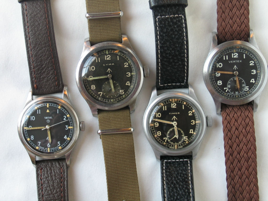 179ec71a6e5 Vintage military watches - style on the wrist