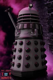 Custom Curse of Fatal Death Grey Dalek (Variant) 02