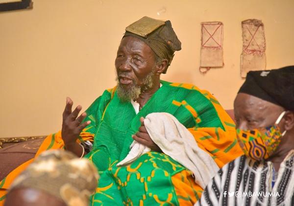 Thank You For Selecting My Son Again – Nayiri To Prez Akufo-Addo