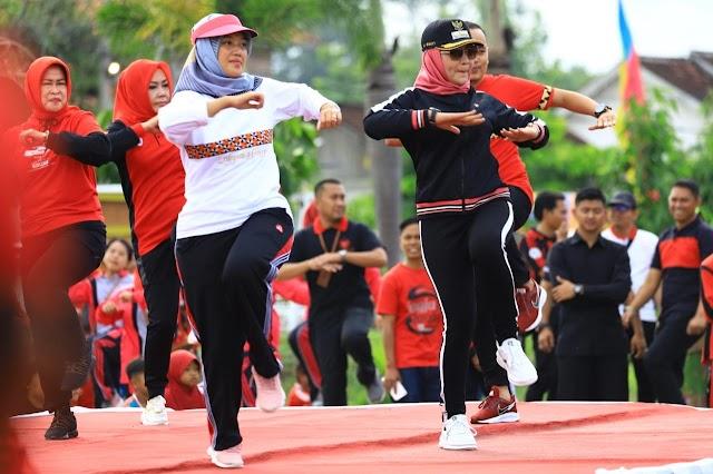 Roadshow Wakil Gubernur Lampung Dalam Rangka Percepatan Program Kerja Gubernur Lampung dan Wakil Gubernur ke Kab.Tulang Bawang