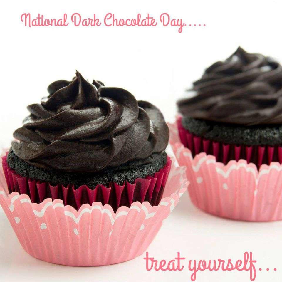 National Dark Chocolate Day Wishes Pics
