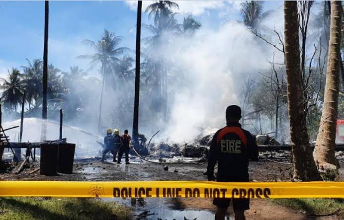 death toll of the C-130 crash in Sulu reaches 53