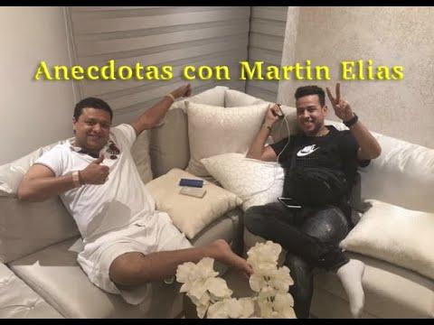 Rafael Santos cuenta anecdotas QUE NO CONOCIAS con su hermano Martin Elias
