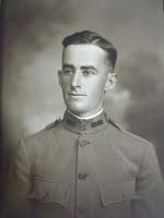 Lt Victor Earl Garrett 1918 from Kerrville