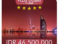 Umroh Plus Dubai 13 Hari