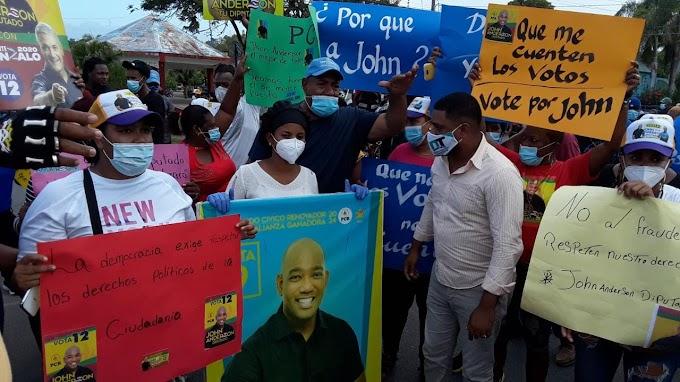 Partido Cívico Renovador pide reconteo de votos en Las Terrenas y Sánchez, Samaná