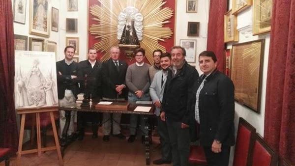 La Virgen de los Dolores de Córdoba ya tiene banda para el próximo Viernes Santo