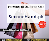 SecondHand.pk FOR SALE