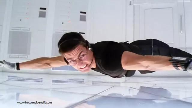 Movie Reviews : Pembuktian Agen Yang dituduh berkhianat - Mission Impossible (1996)