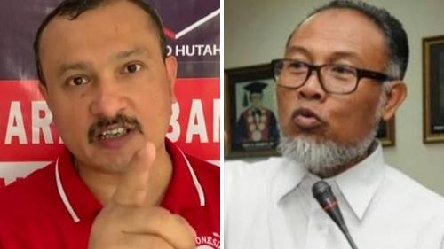 Sentil BW, Ferdinand: Gak Coba Nyinggung Pesta Pora Koruptor di Jakarta?
