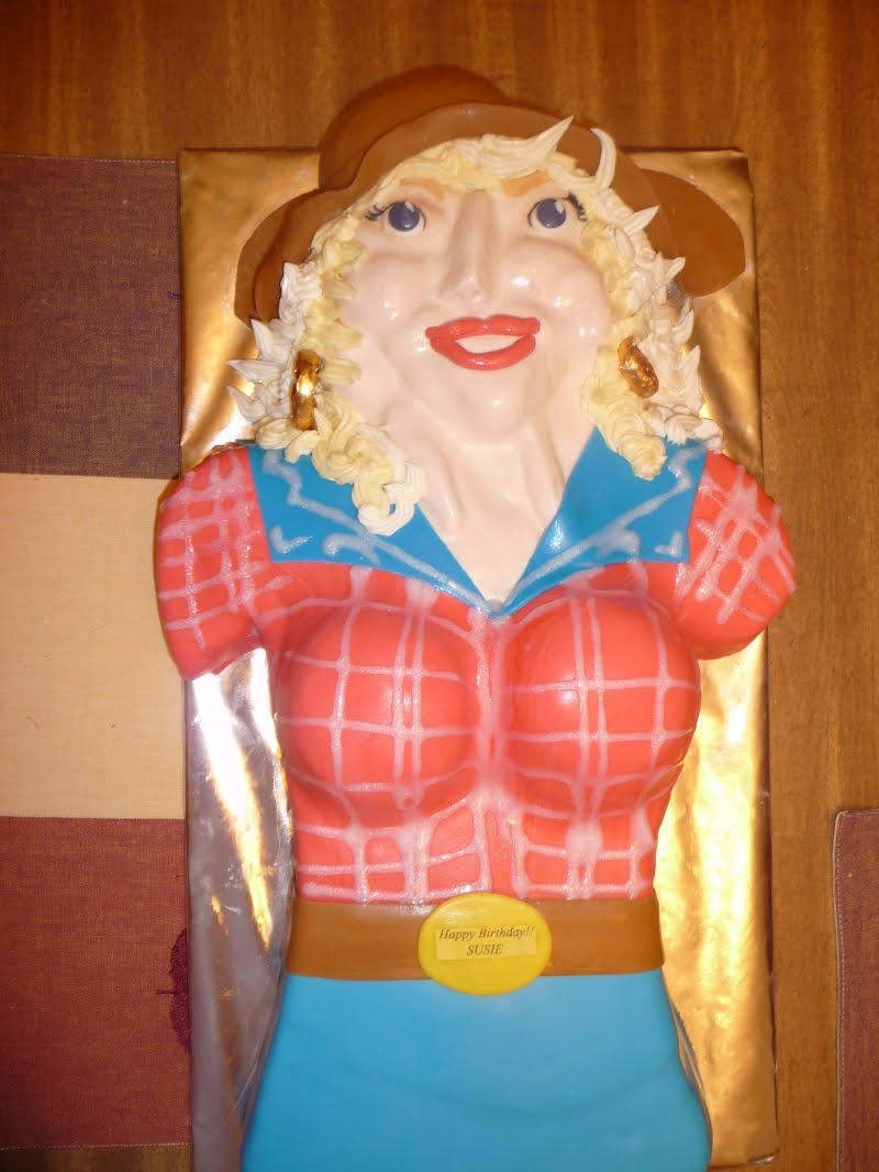 Icing On Top Cakes For Every Occasion Dolly Parton Cake