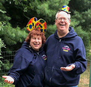 Bill and Linda Hamaker, they are the HA Makers!