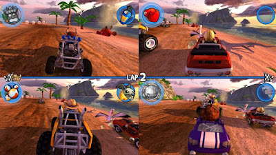Beach Buggy Racing (MOD, unlimited money) 1.2.18 APK Android