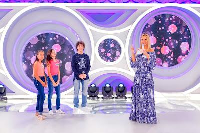 Bianca, Beatriz, Igor e Eliana (Crédito: Gabriel Cardoso/SBT)