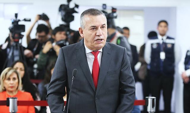 Daniel Urresti - Caso Hugo Bustíos