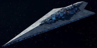 Super Destructor Estelar clase Ejecutor - Star Wars
