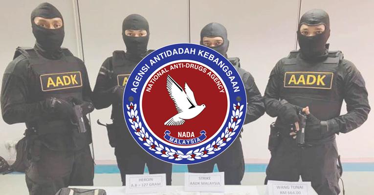 Permohonan Jawatan Terbuka di Agensi Anti Dadah Kebangsaan AADK