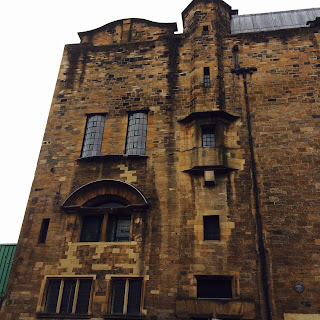 Glasgow School of Art Mackintosh
