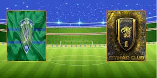 بث مباشر مباراة الاتحاد والفتح