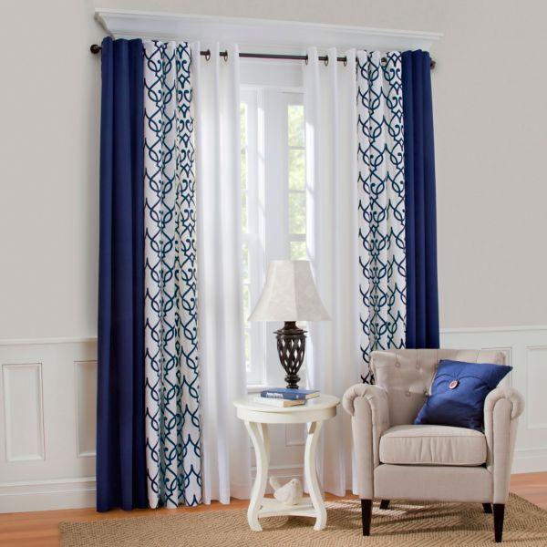 Curtain Valances Ideas Modern Patterns Target Valence