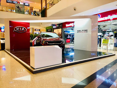 Kia Mall Activation Mumbai- Sconce Global