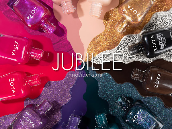 Zoya Holiday 2018: Jubilee