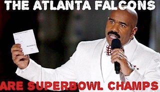 Steve Harvey Super Bowl Meme