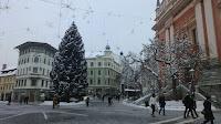 Mirando a la calle Ćopova u.