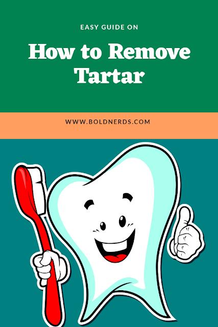 How to Remove Tartar: Homemade Recipes