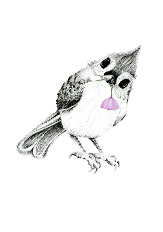 10 Cutest Bird Tattoos For Women
