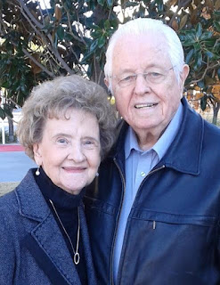 Charles Green and his late wife, Barbara