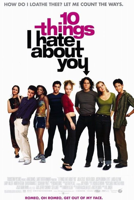 Nonton Film 10 Things I Hate About You (1999)