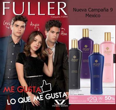 Campaña 9 2016 Fuller Cosmeticos