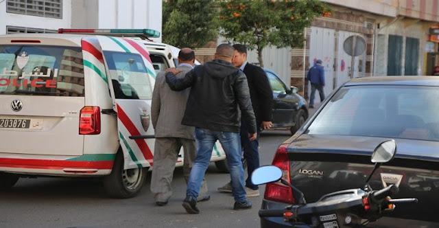 """عااجل بأكادير: اعتقال عون سلطة """"مقدم"""" و وكيل الملك يضعه تحت الحراسة النظرية"""
