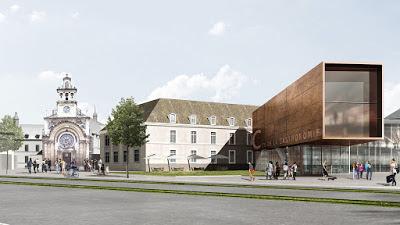 Dijon tribunal administratif rejette deux recours Cité gastronomie vin blog Beaux-VIns