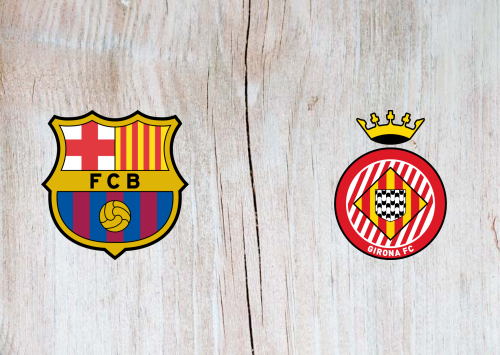 Barcelona Vs Girona Highlights 16 September 2020