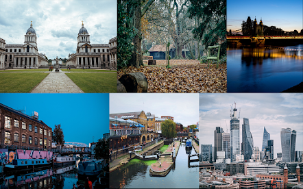 Beautiful Places in Greater London