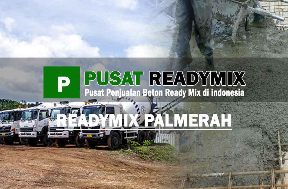 harga beton ready mix Palmerah