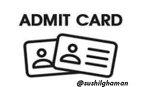 Chhattisgarh Vidhansabha AG III Admit Card 2019 || GovtExam.Net
