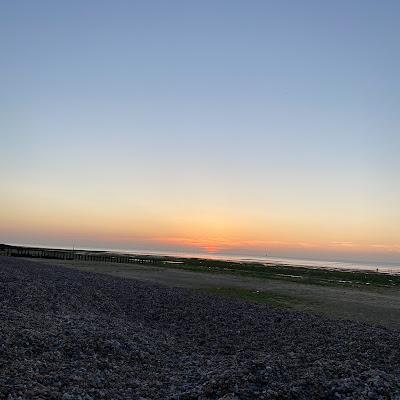 Minnis Bay Beach kent