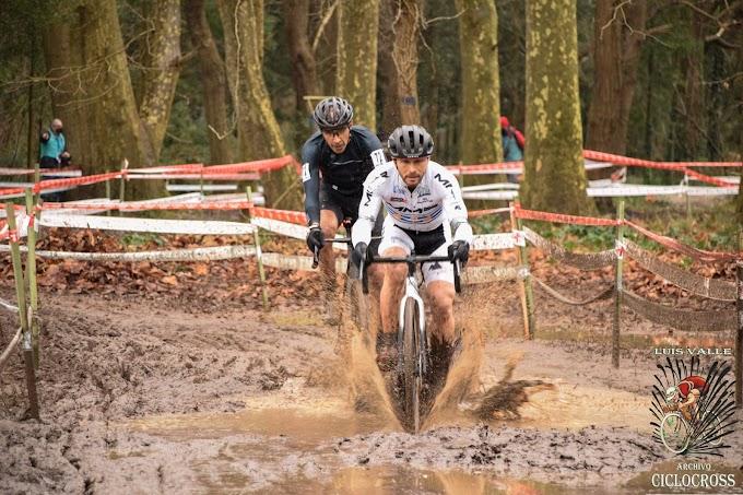 Las fotos del Campeonato de España de Ciclocross 2021 - Máster 40 - Fotos Luis Valle