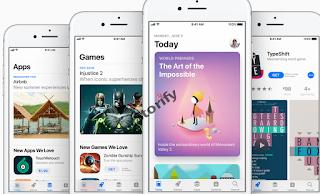 App Store Tamamen Yenileniyor!